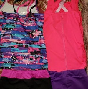 Gymnastic wear